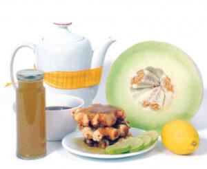 Coulis de melon