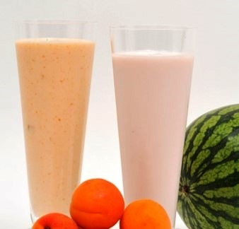 Smoothies au melon