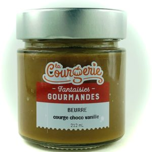 beurre courge choco vanille