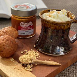 beurre érable et café