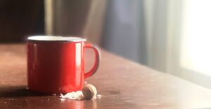 Chocolat chaud à la citrouille