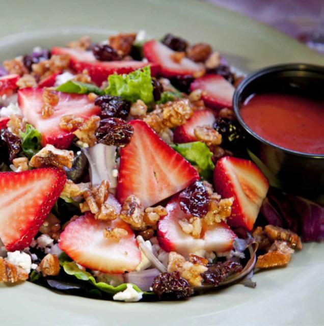 salade fruitée au feta